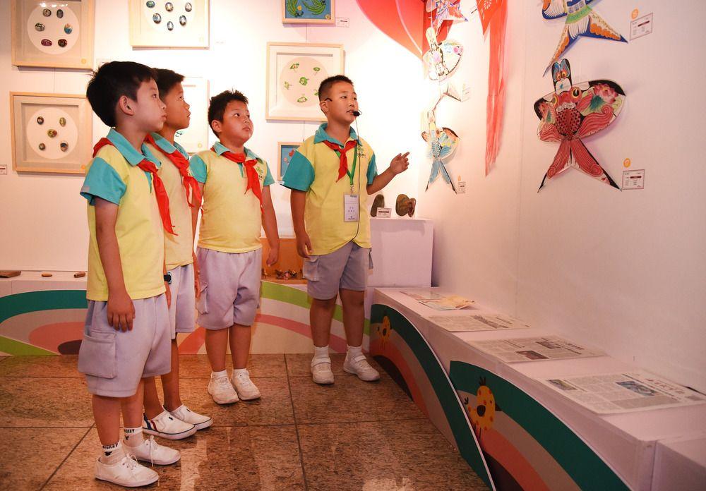 讓學生感受傳統文化魅力