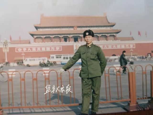 【我爱北京天安门③】天安门前告白:不负荣光!