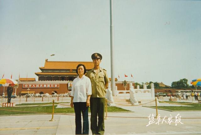 【我愛北京天安門①】天安門見證我的儀仗兵生涯