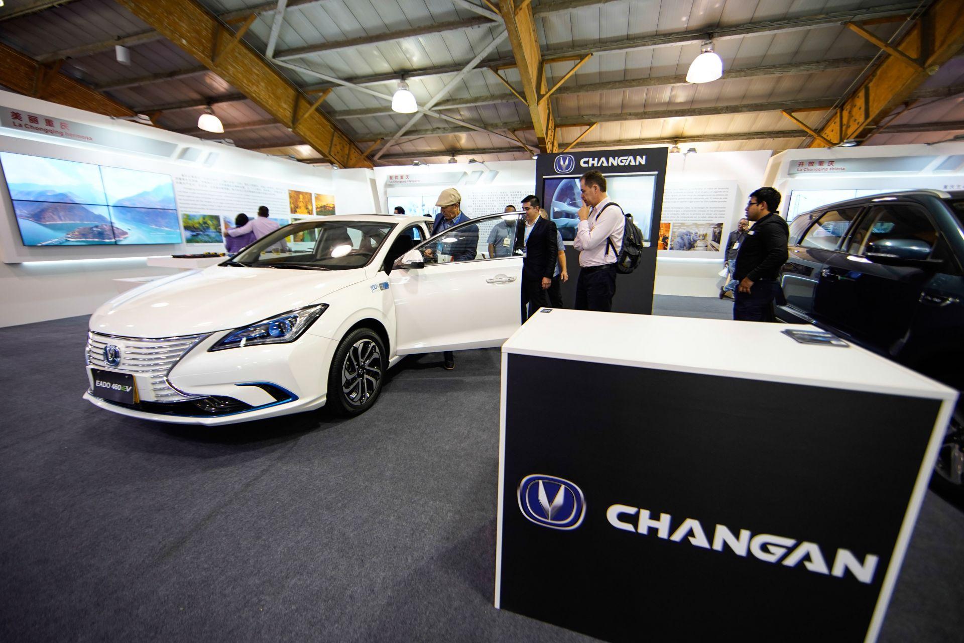 中國品牌商品展在波哥大開幕