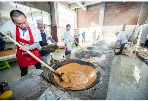 贵州习水:红糖飘香幸福来