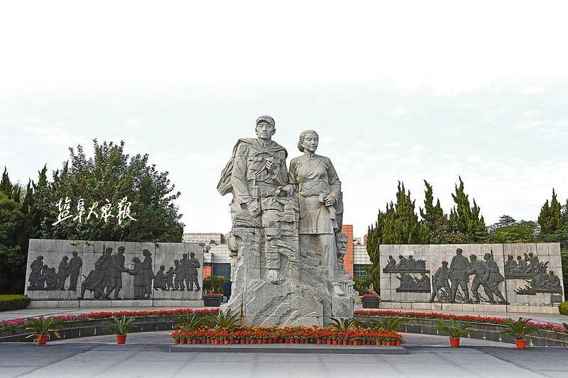 軍民團結,筑起堅不可摧的銅墻鐵壁