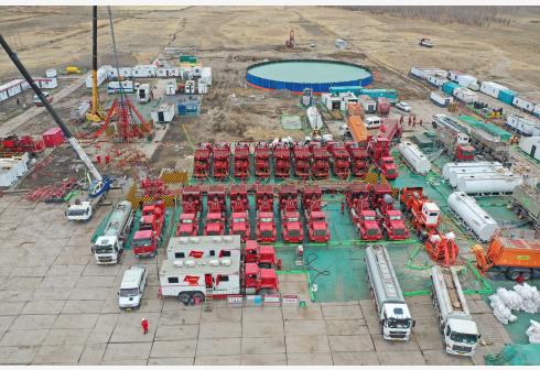 大庆油田:复工复产