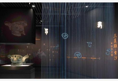 上海将举办三星堆·金沙遗址出土文物大展