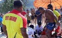 溺水事故频发 中领馆提醒游客暑期赴泰注意安全