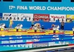 2017游泳世锦赛:两项世界纪录和两项赛会纪录作古