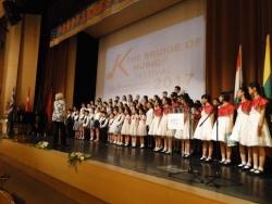 中匈青少年友誼聯歡會在匈牙利舉行