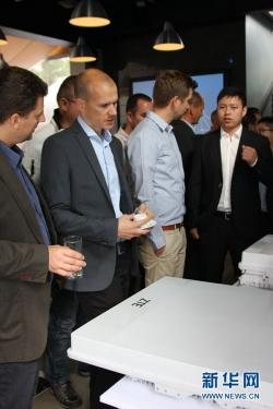 中興通訊5G研發成果走進匈牙利