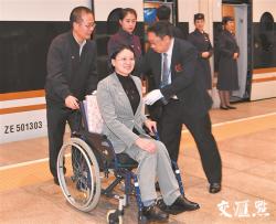 十九大代表风采丨南京师范大学教授侯晶晶:轮椅上书写人生华章