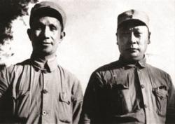 1945年毛泽东出于何种考虑 安排陈毅与粟裕搭档