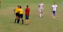 球队主席带枪追逐裁判!枪支暴力从未远离足球世界