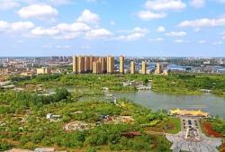 高品位规划,让市民出门见绿移步见景