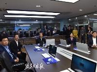 市委書記戴源到鹽阜大眾報報業集團調研