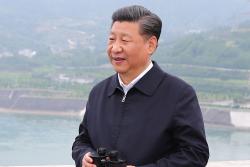 习近平瞩望美丽中国