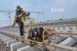 【新时代 新作为 新篇章】连盐铁路月底接受动态验收 计划年底前开通运营