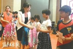 东台志愿者自筹百万善款启动三项公益项目  惠及三地贫困学子