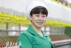 """【十大金牌工人】刘晓珍:起初""""不想干"""",而今""""不想走"""""""
