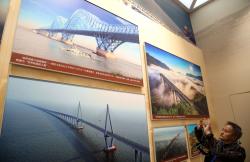 一组反映江苏科技成就的照片在国家博物馆引人关注