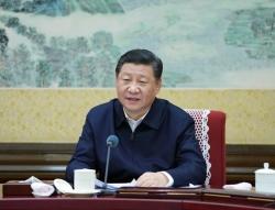 中共中央召開黨外人士座談會 征求對經濟工作的意見和建議 習近平主持并發表重要講話