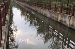 东台市时堰镇 推进河长制加强河道整治