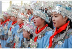 贵州榕江:民族文化有传人