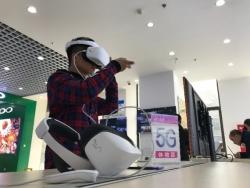 """穿戴上设备就可置身""""战场"""" 《头号玩家》中的虚拟技术面市"""