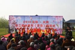 大冈第二届水果节(赏花)活动拉开帷幕