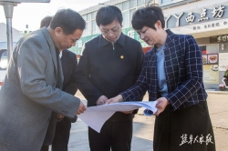 落实企业主体责任 提升本质安全水平 曹路宝率队到射阳县检查安全生产和环保工作
