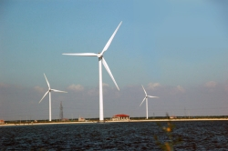 全国首个中外合资海上风电项目落户东台
