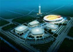 城南体育创意产业园加快建设