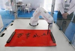 第六届中国机器人峰会在浙江开幕