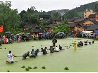 湖南湘西:農耕民俗文化節