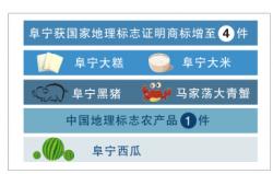 """阜宁生态农产品""""叫好又叫座"""""""