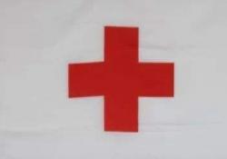 红会救护演练进工地,传授急救知识