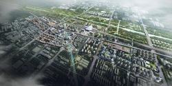 规划面积5.3平方公里,盐城范公堤组团城市设计方案公示