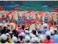 2019吉首鼓文化節開幕