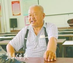【烈士命名镇村行(78)】射阳县长荡镇宏才居委会:烈士的精神代代相传