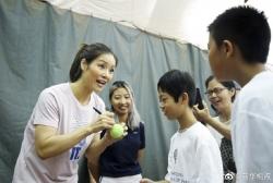 李娜即将进入国际网球名人堂,退役后致力于青少年培养