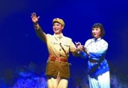 《送你过江》入选十六届中国戏剧节 为市淮剧团第三次获此殊荣