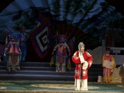 第十四届全国高校京剧演唱会兰州开幕