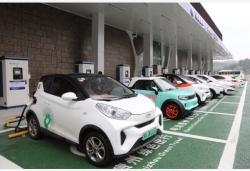 我国建成全球最大规模电动汽车充电设施网