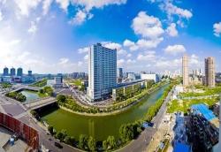 鹽南高新區:都市經濟迸發新活力