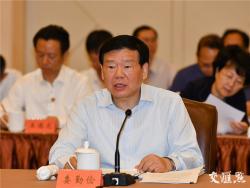 劉鶴在南京調研經濟運行情況