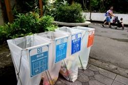 台北:严格垃圾分类
