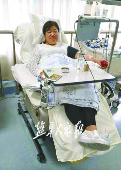好儿媳陈英孝敬老人又热心公益 无偿献血志愿服务获全国表彰