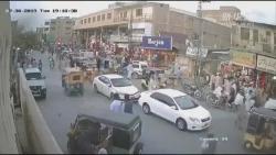 巴基斯坦西南部发生爆炸袭击事件4人死亡