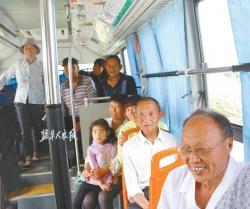 党群服务中心启用、208公交通车、高标准农田基本建设工程竣工