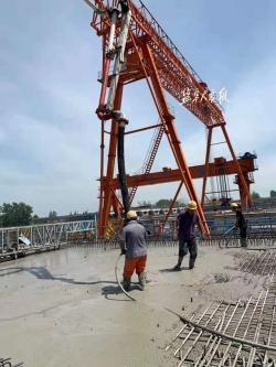 盐通铁路迎来新进展!全线最大的控制性工程进入白热化施工阶段