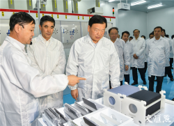娄勤俭率江苏省党政代表团在青海考察 推动两省协作合作事业行稳致远