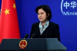外交部:严正要求美方恪守承诺不插手香港事务